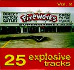 cover of Fireworks, Volume 2